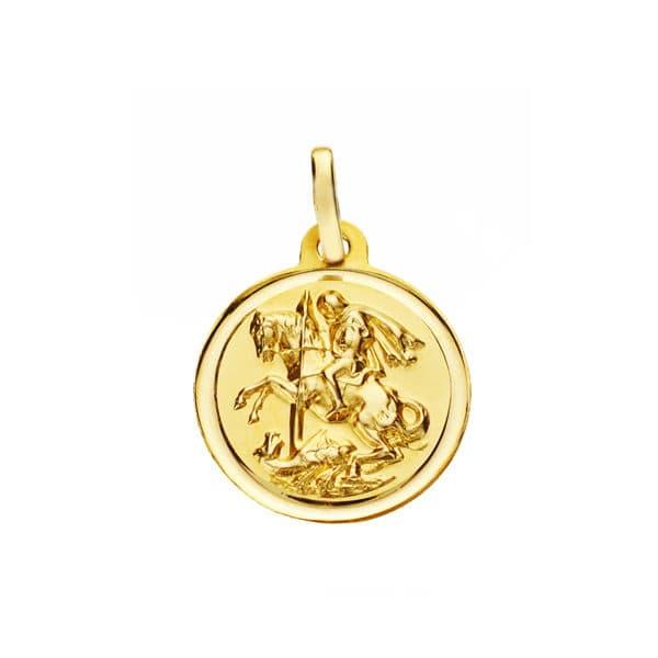 Medalla San Jorge 16 Mm. 1,75 Grs