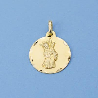 Medalla Gran Poder. 18 Mm. 2.30 Grs