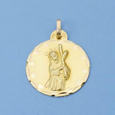 Medalla Gran Poder. 23 Mm. 3.75 Grs