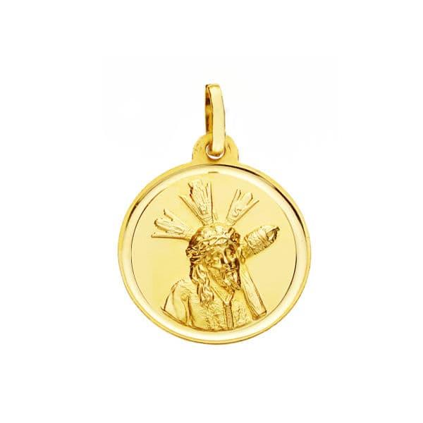 Medalla Gran Poder 18 Mm. 2,15 Grs