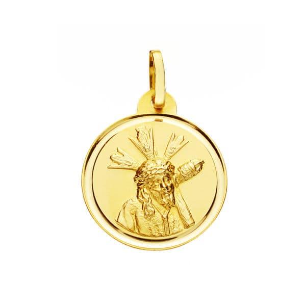 Medalla Gran Poder 20 Mm. 2,75 Grs