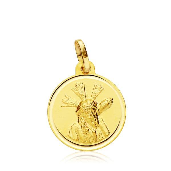 Medalla Gran Poder 16 Mm. 1,80 Grs