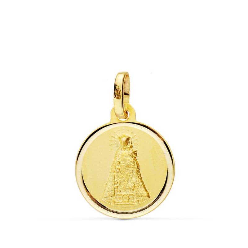 Virgen del  De Los Desamparados  14mm. 1.40grs